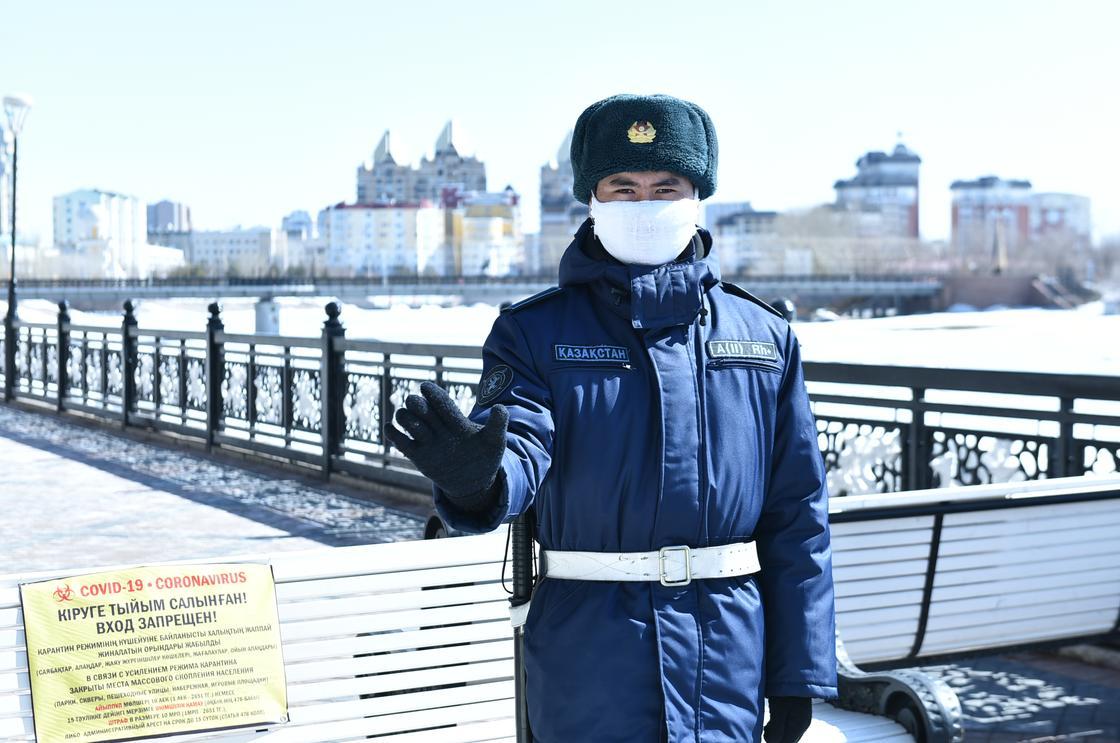 6-летняя казахстанка написала трогательное письмо коронавирусу