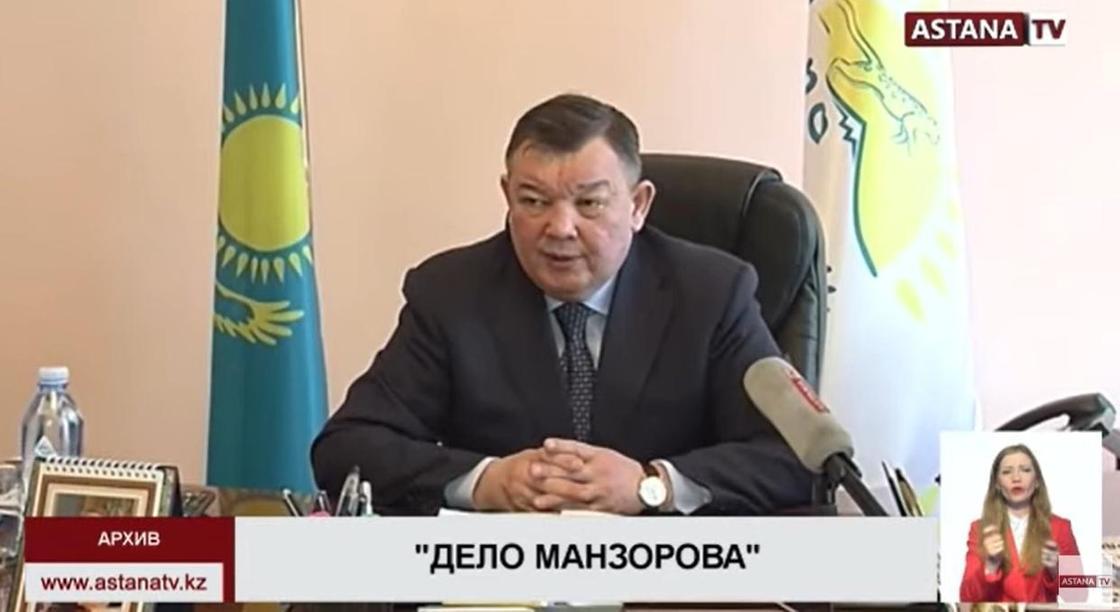 Бағдат Манзоров босап шығуына қатысты пікір білдірді