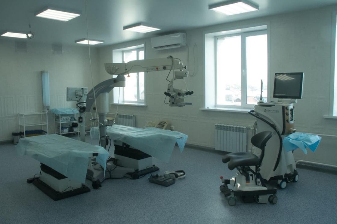 Вторая клиника микрохирургии глаза открылась в ВКО