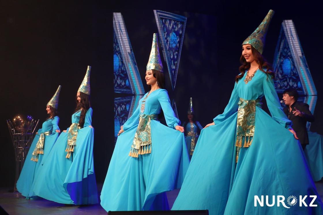 «Мисс Астана-2018» стала (фото)