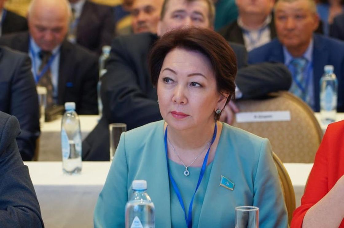 Выборы в Казахстане - кандидаты: Дания Еспаева сдала документы в ЦИК