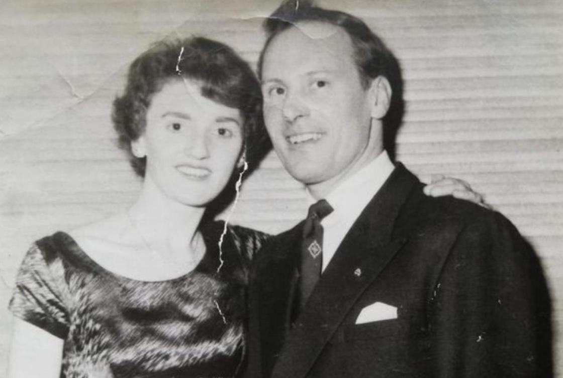 92-летний герой Второй мировой сыграл свадьбу с мужчиной