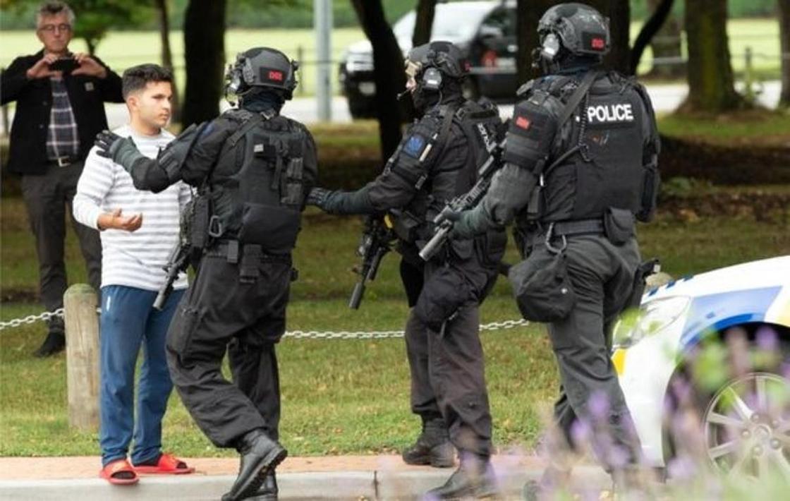 В Новой Зеландии совершено нападение на мечети. Несколько человек убиты