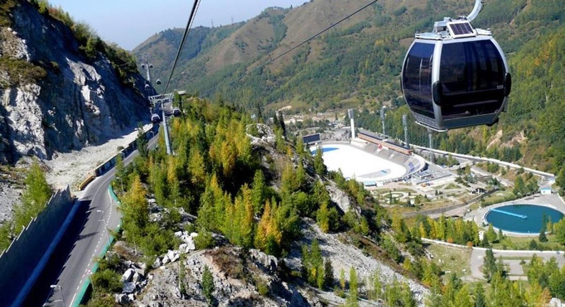 1 млрд долларов привлекут на развитие горного туризма Алматы