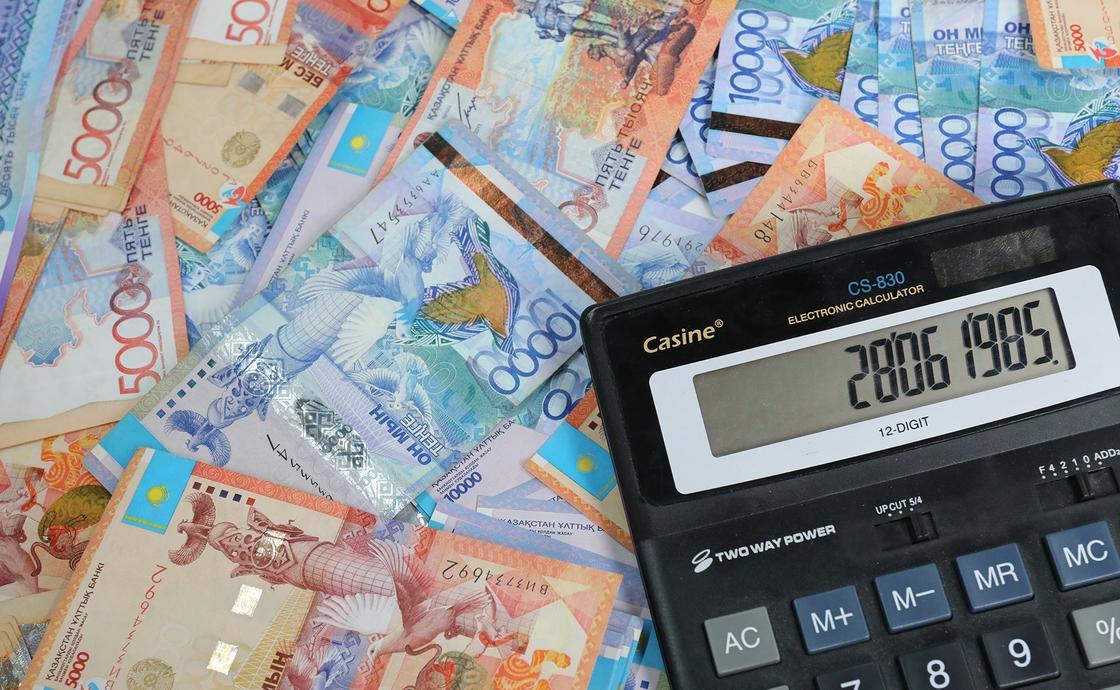 1,7 триллиона тенге потерял бюджет Казахстана