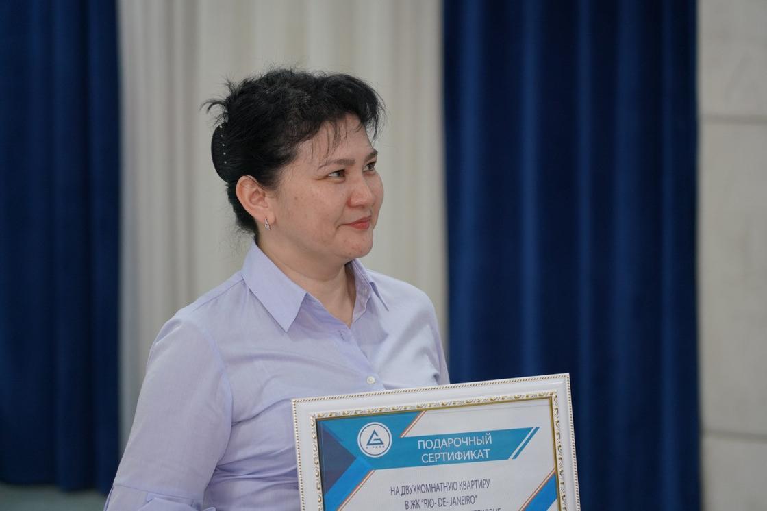 Асемгуль Искакова