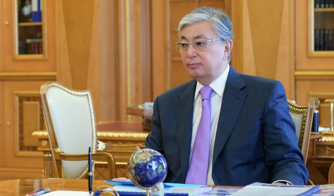 Токаев оценил коллективное исполнение гимна Казахстана астанчанами
