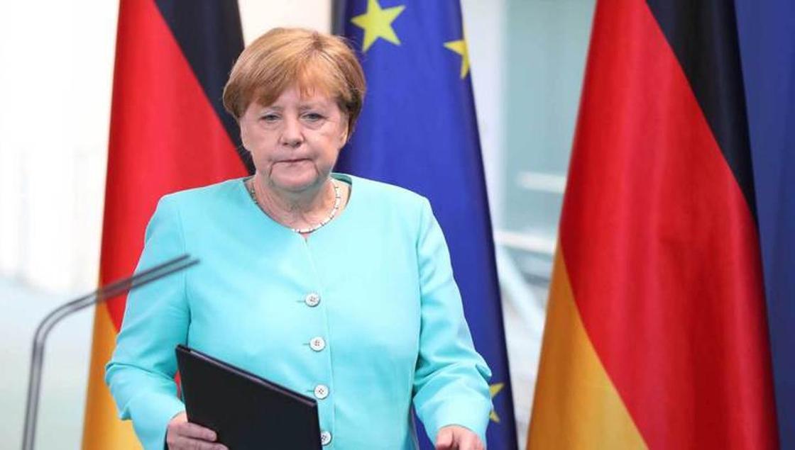 Самочувствие Меркель