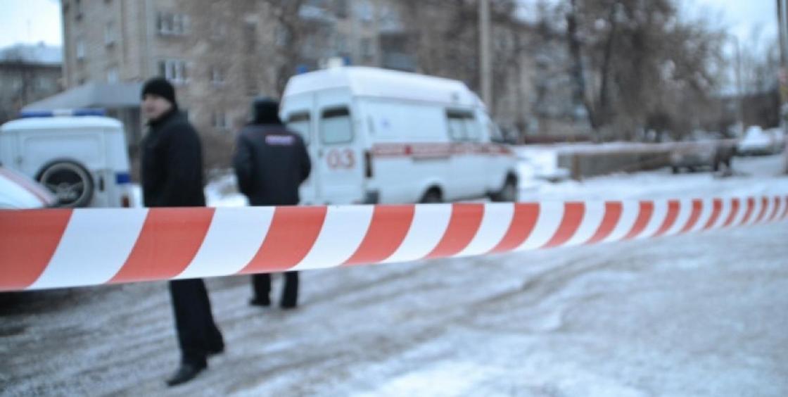 Взрыв произошел у заправки в Актау: два человека погибли, трое ранены