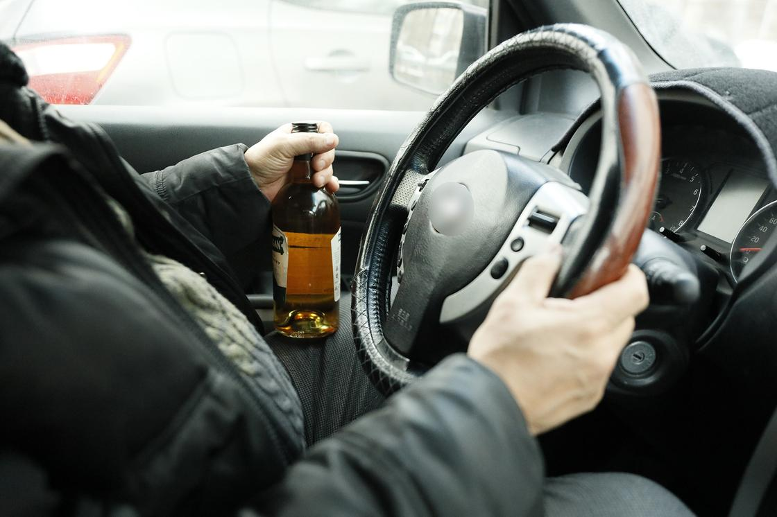 Впервые в Казахстане водителя посадили за ДТП в пьяном виде