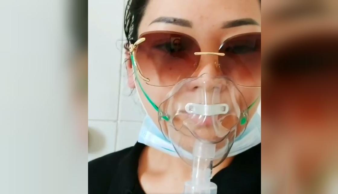Пациенты поступают ежечасно: женщина записала видео из талгарской больницы