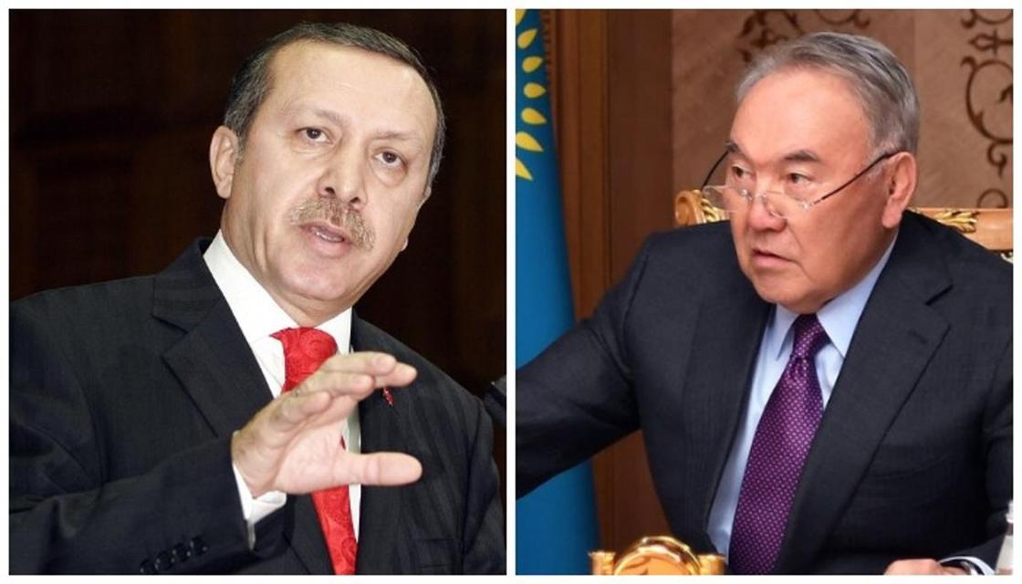 Елбасы Түркия басшысы Ердоғанмен телефон арқылы сөйлесті