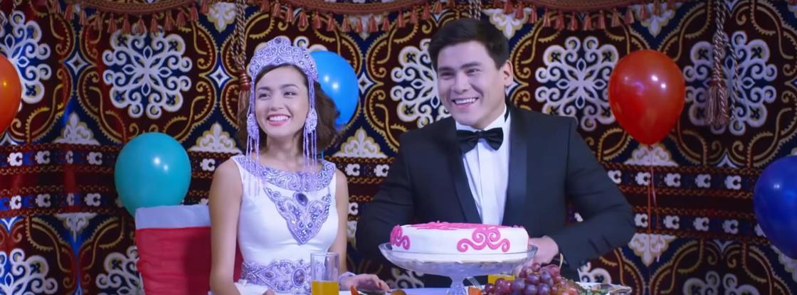Казахские фильмы: комедии последних лет