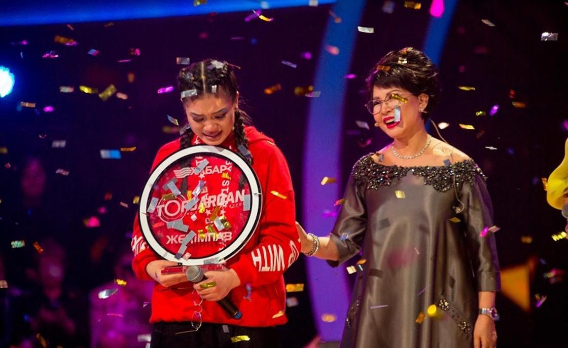 Определился победитель масштабного музыкального проекта «Топжарған»