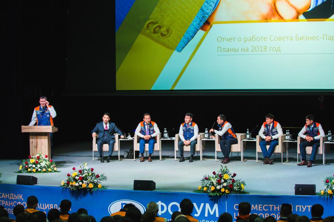 BI Group бизнес-серіктестерінің форумы: «Сенімді серіктес – табысты бизнес»