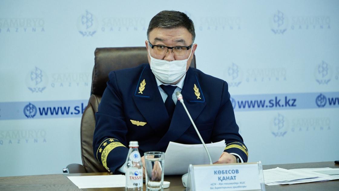 Канат Кобесов