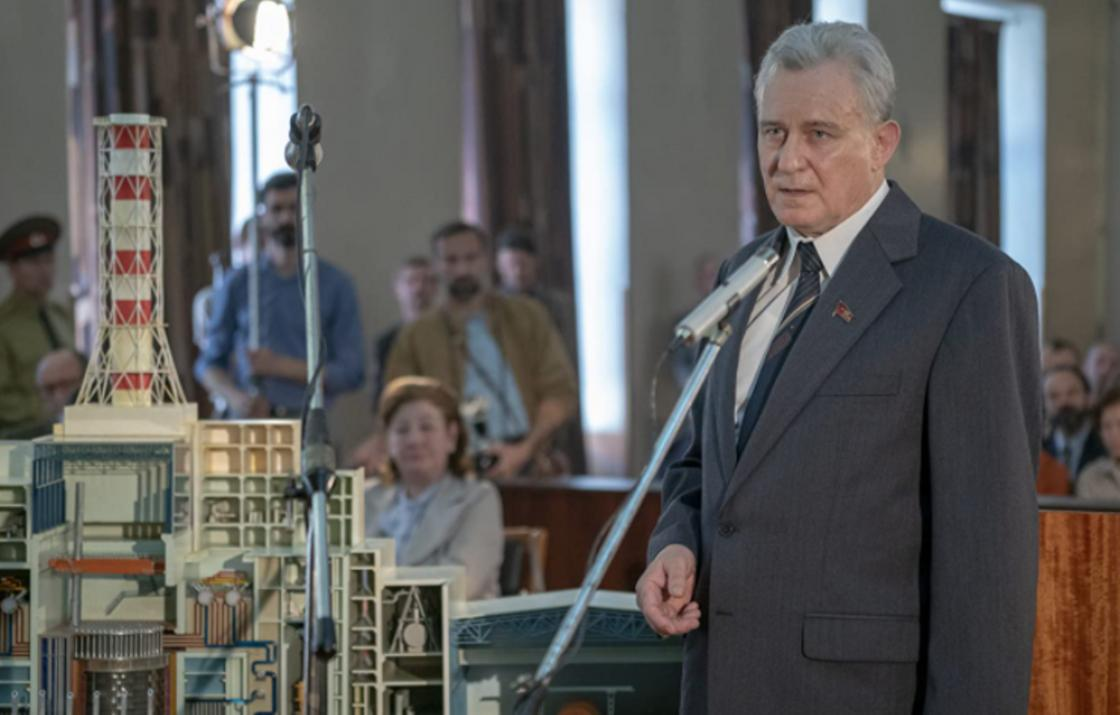 Кадр из сериала «Чернобыль»