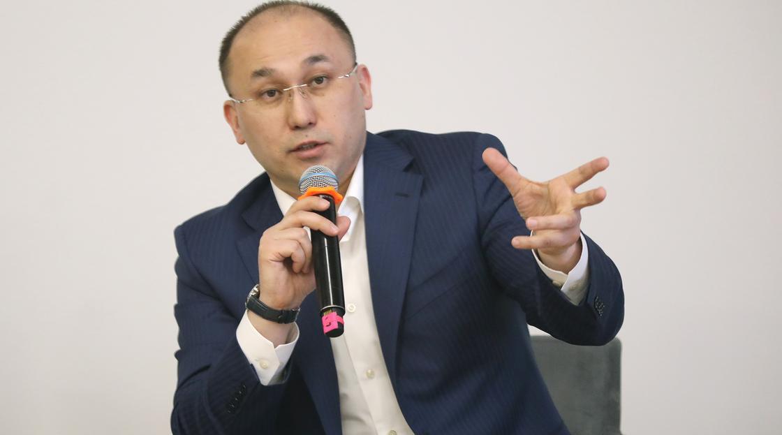 Дәурен Абаев. Фото: NUR.KZ