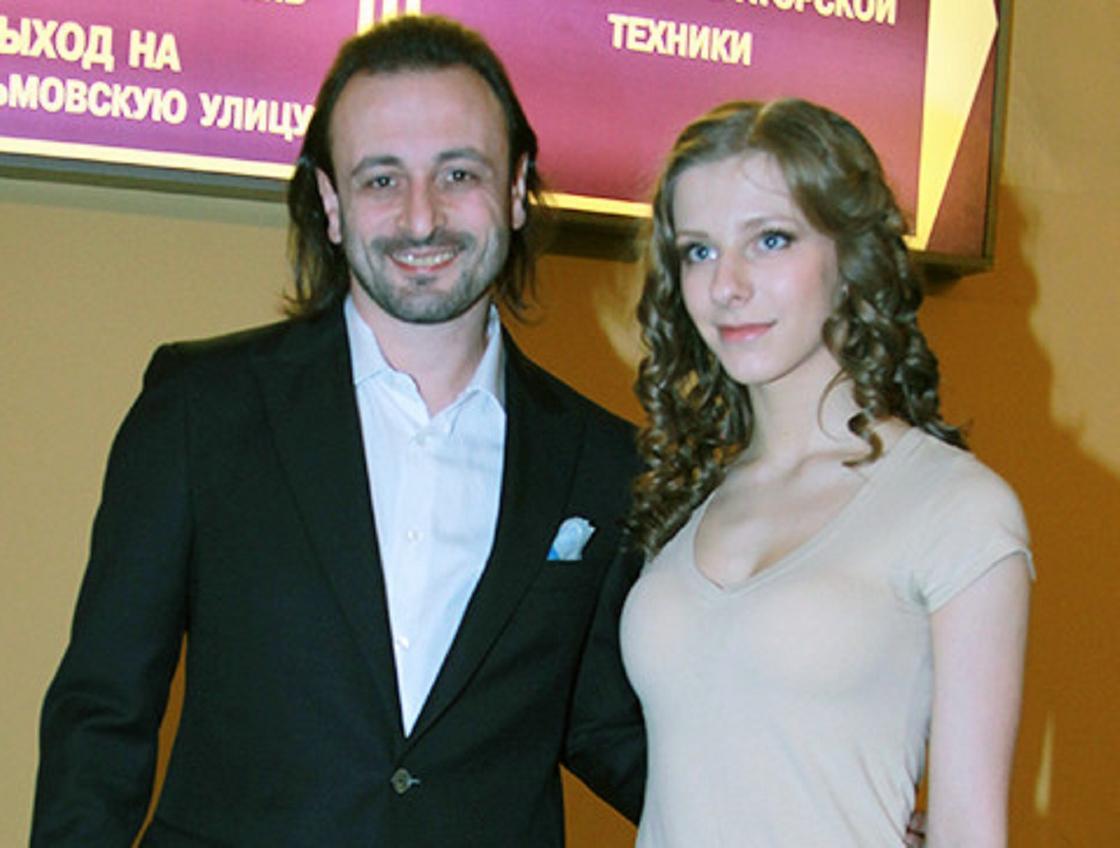Илья Авербух и Лиза Арзамасова. Фото: instagram.com/averbukhofficial