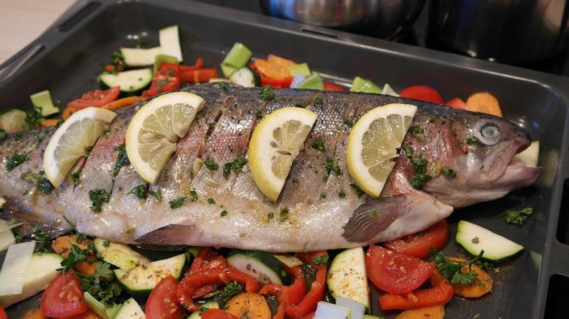 Красная рыба: польза, сорта, приготовление