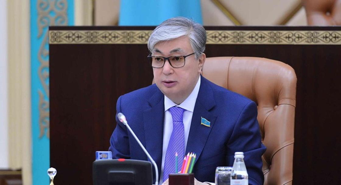 Қасым-Жомарт Тоқаев. Фото: egemen.kz