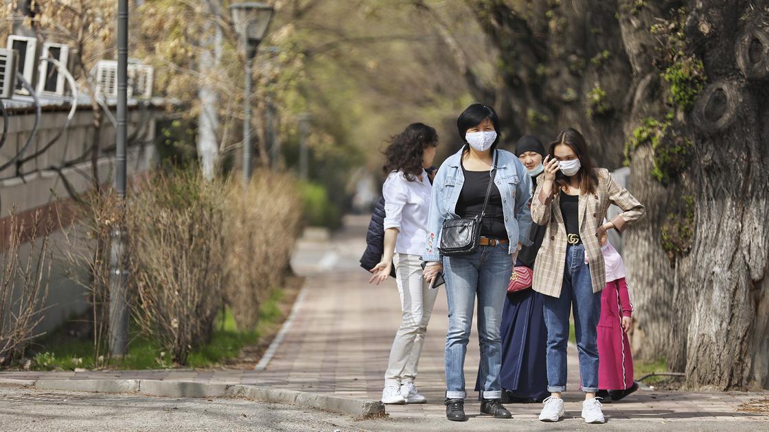 60 человек излечились от коронавируса в Казахстане