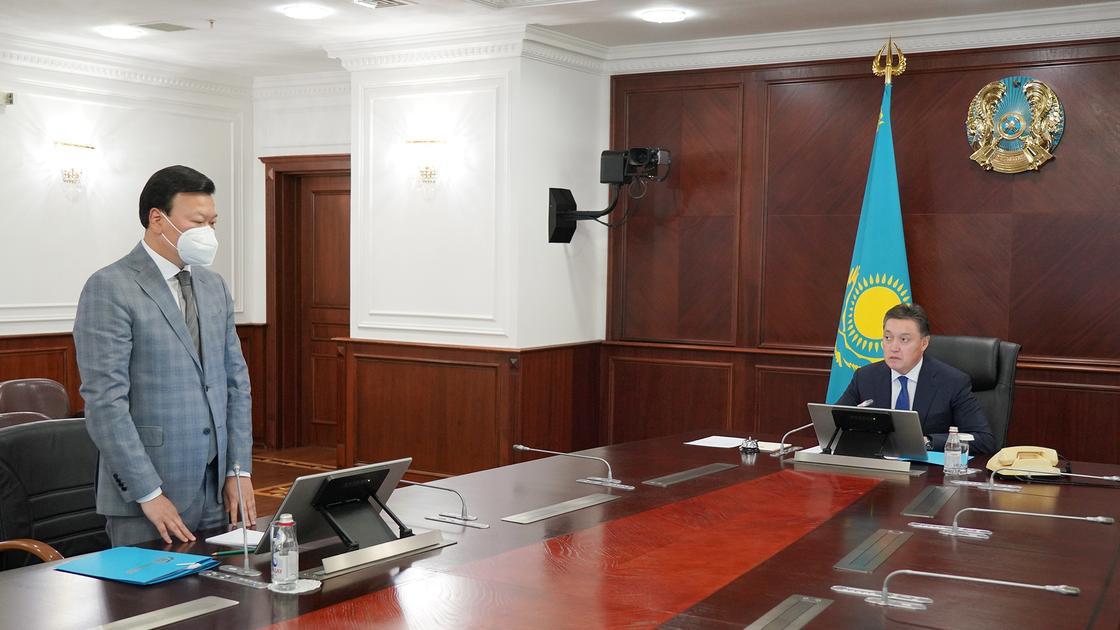 Фото: primeminister.kz