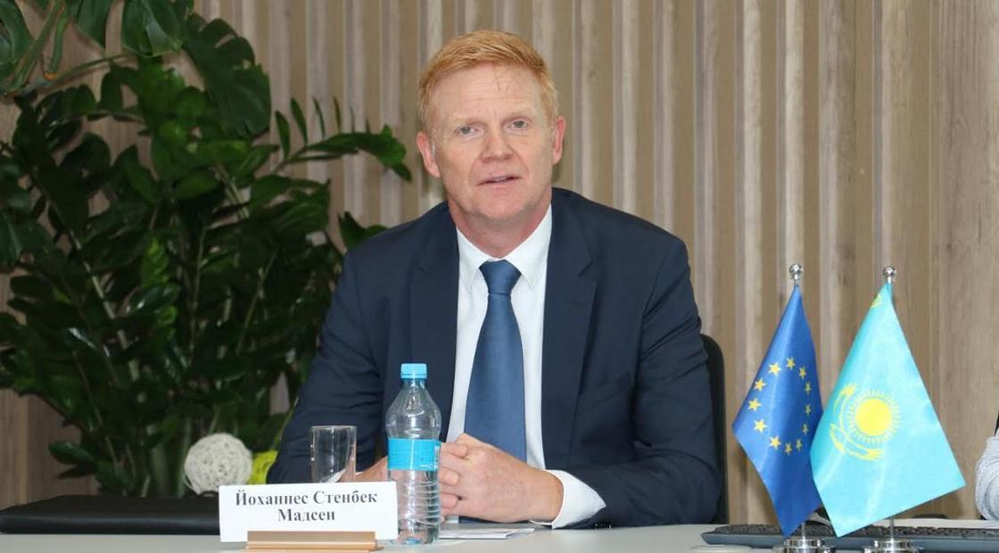 Эксперты ЕС дали Казахстану рекомендации по управлению качеством воды