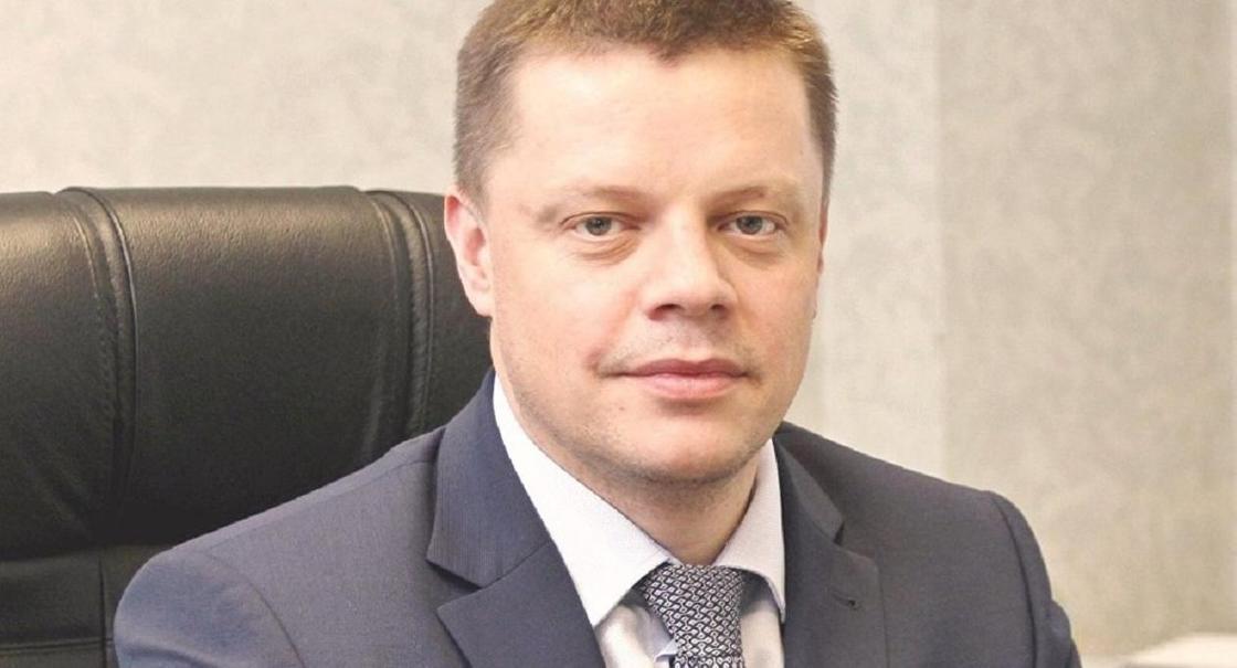 Олег Смоляков назначен заместителем Абылкасымовой