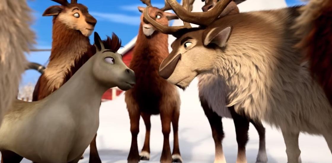 Кадр из мультфильма «Эллиот»