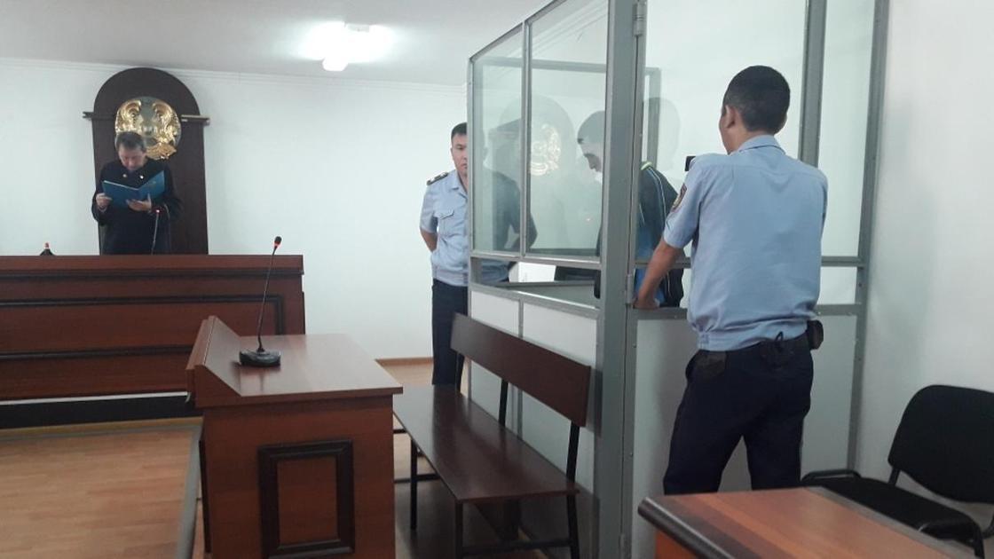 Убившего подругу жены экибастузца осудили в Павлодаре