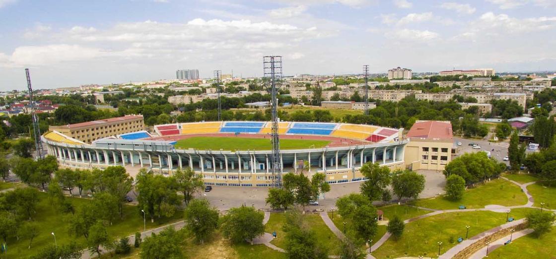 44 млн евро инвестируют в реконструкцию стадиона в Шымкенте