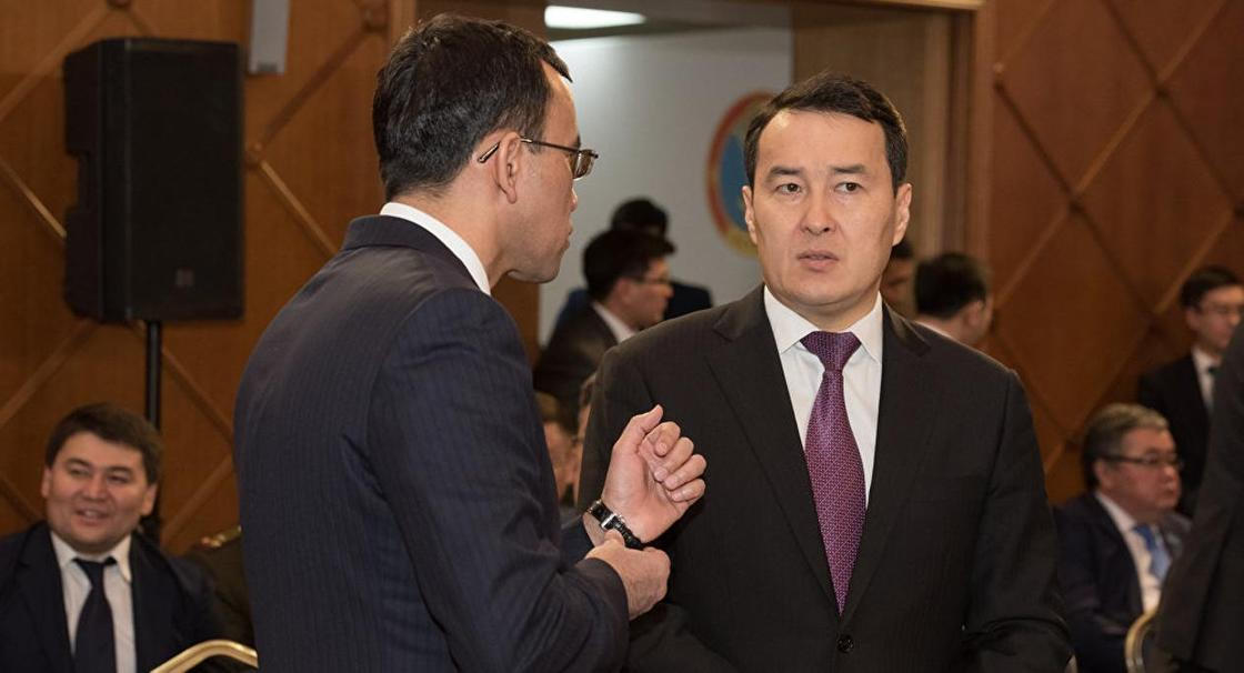 На что правительство направит более 11 трлн тенге, рассказал Смаилов