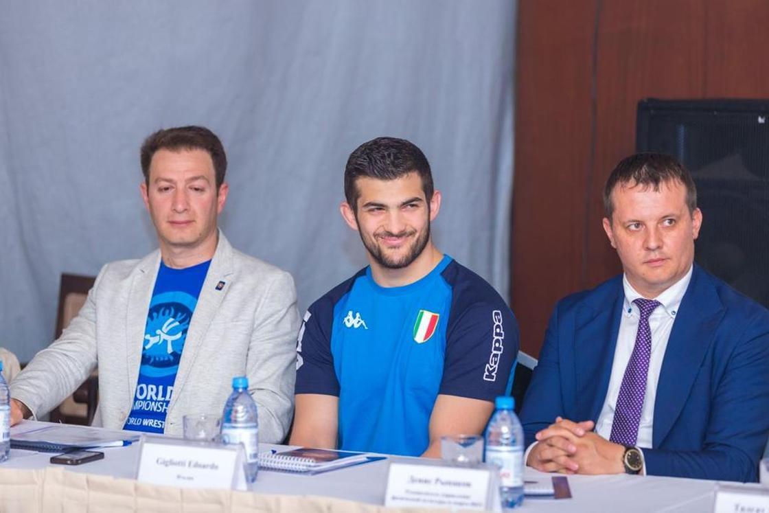 Впервые в турнире по қазақ күресі в ВКО примут участие спортсмены из Италии