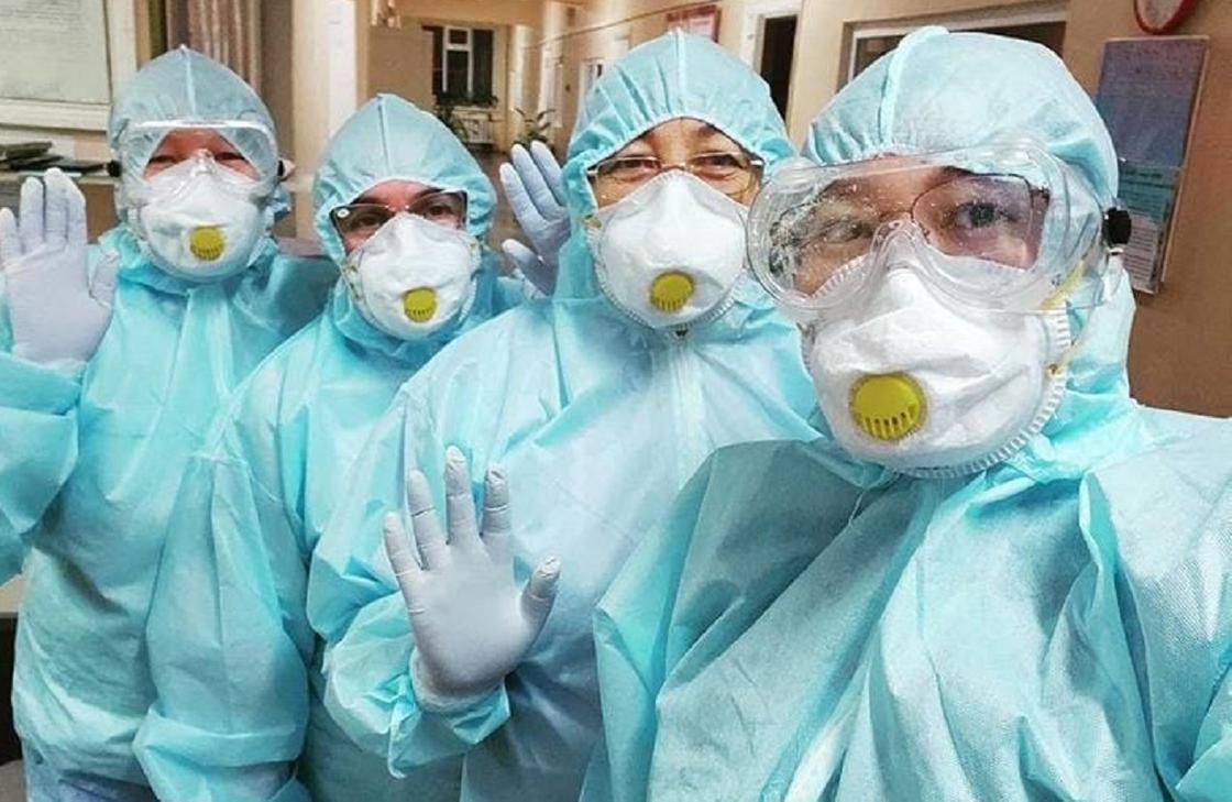 Врач заразилась коронавирусом в Таразе: уволено руководство больницы