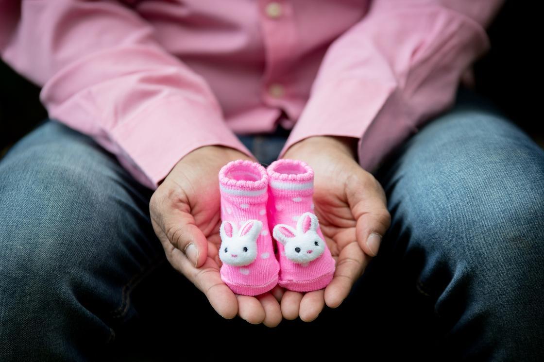 С рождением дочки-ангелочка