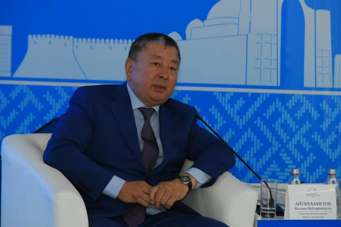 Өмірзақ Шөкеев: Түркістанды заман талабына сай дамытамыз