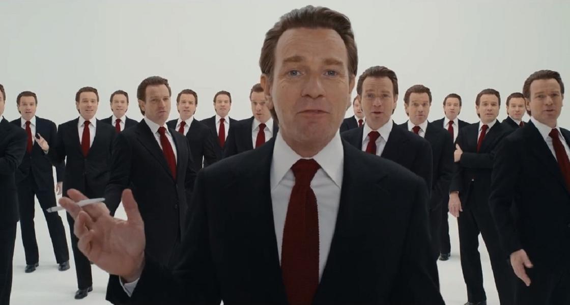 Юэн Макгрегор в мини-сериале «Холстон»