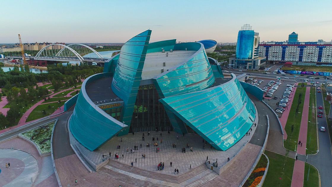 Столица Казахстана Нур-Султан: что мы знаем о главном городе нашей страны?