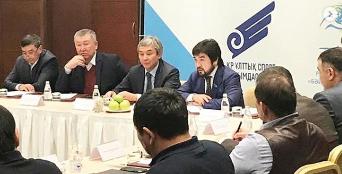 """Нурбол Назарбаев стал президентом федерации """"Бәйге"""""""