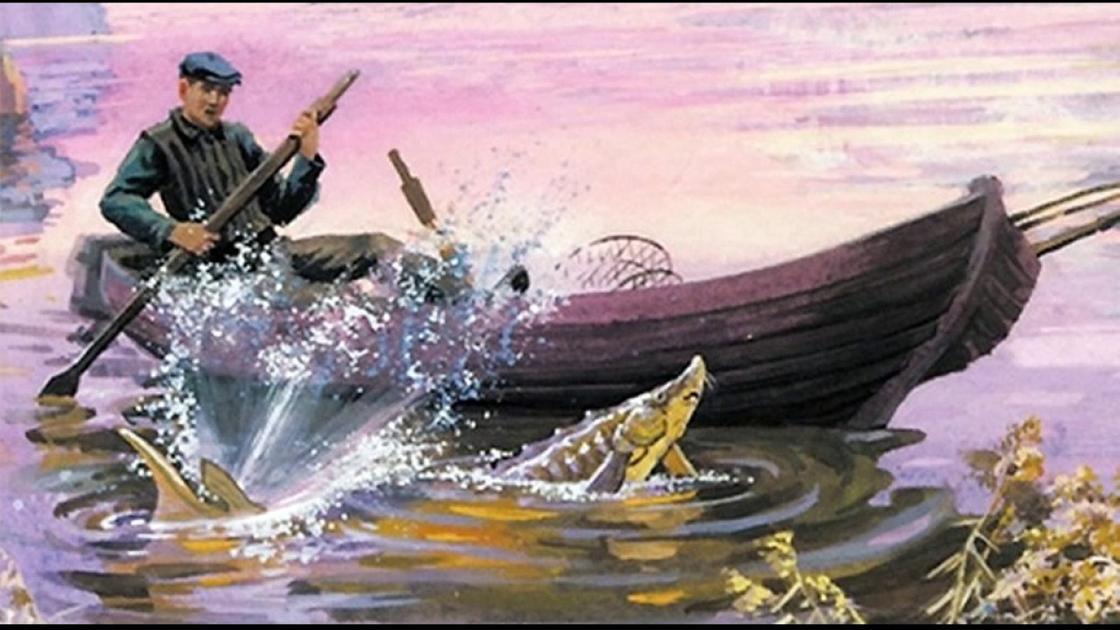 Васютка из «Васюткино озеро»
