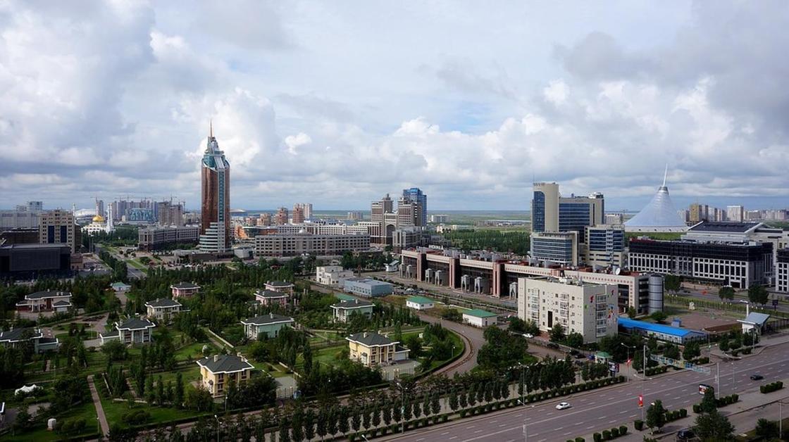 Безопасность дорожного движения Астаны находится на уровне Амстердама и Нью-Йорка