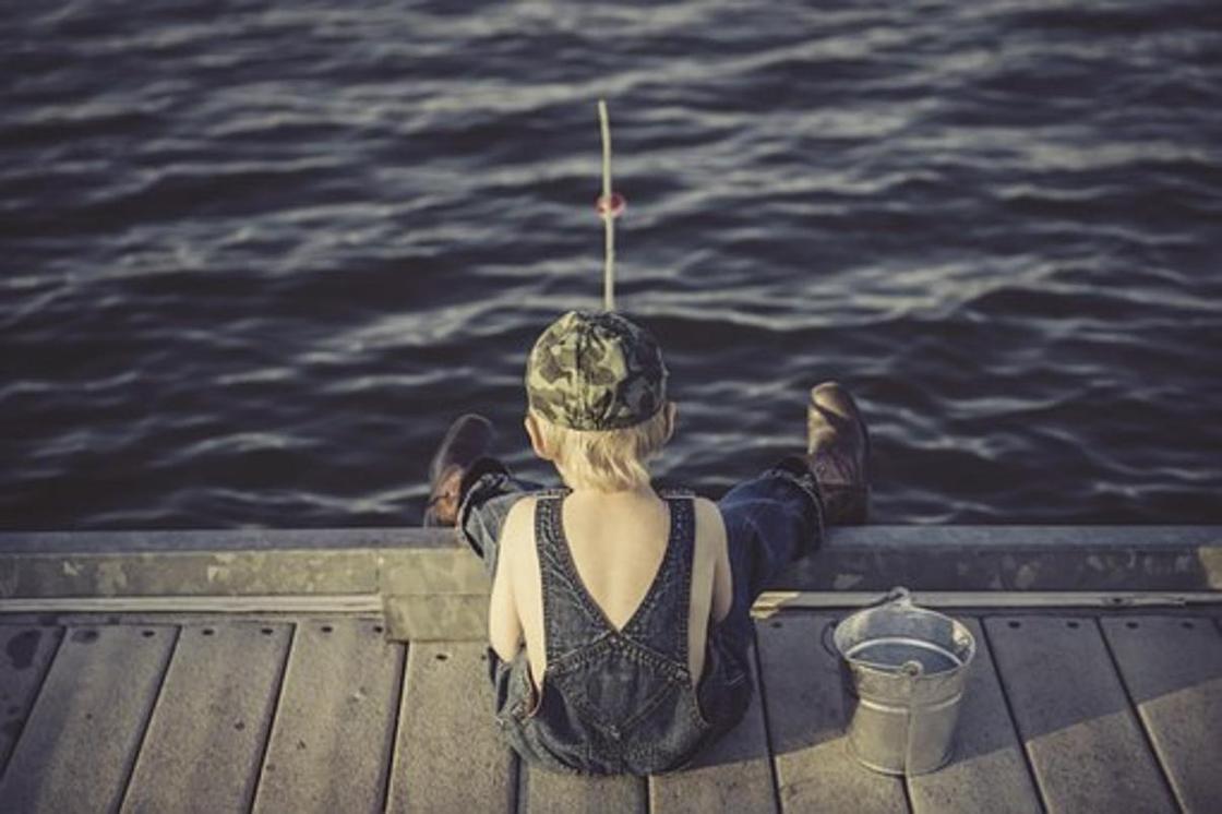 День рыбака в Казахстане