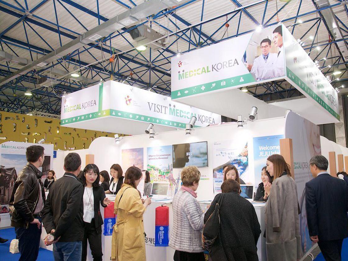 Korea Medical Tourism Festival пройдет в Алматы