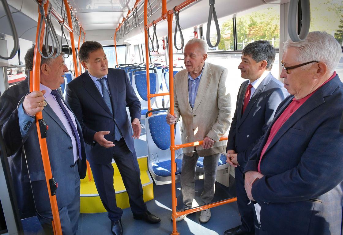 Трамвайный парк Павлодара обновили на 30 процентов