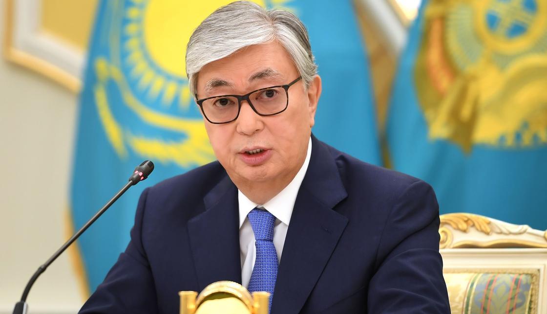 Мун Чжэ Ин позвал Токаева в Корею