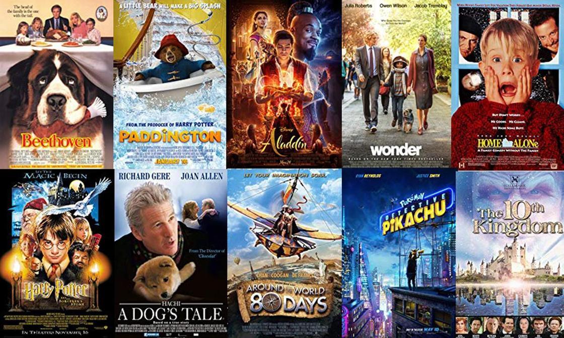 Что посмотреть дома — интересные семейные фильмы