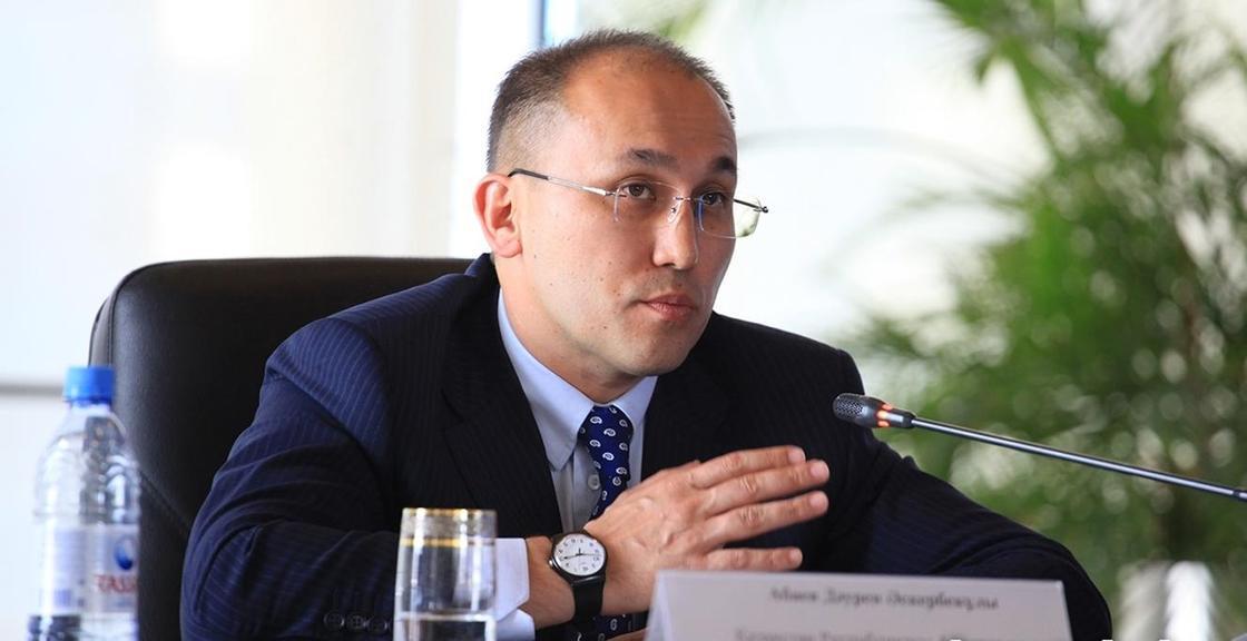 Дәурен Абаев, фото: newsroom.kz
