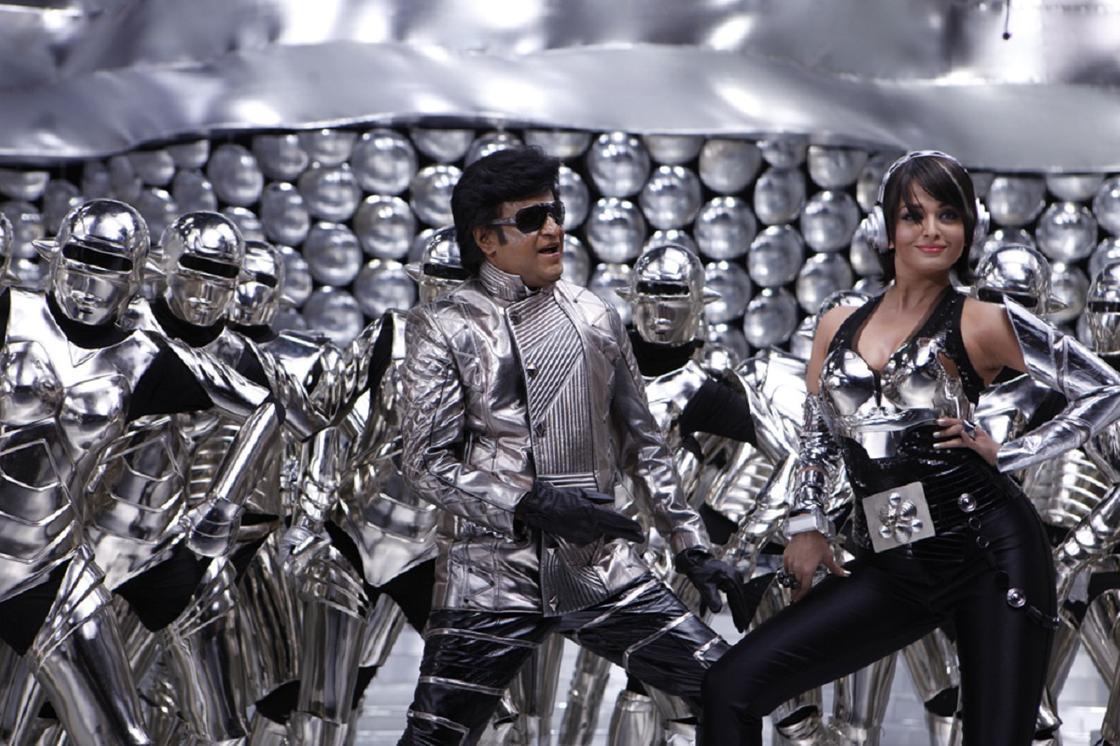 Кадр из фильма «Робот»