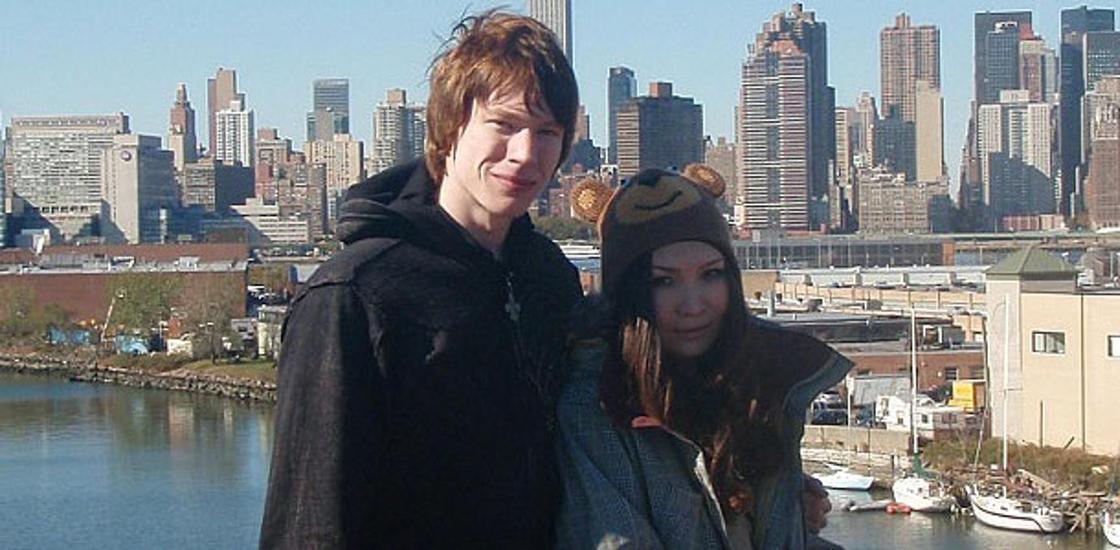Никита Пресняков и Аида Калиева в Нью-Йорке